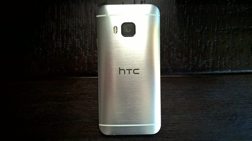 HTC One M9 - Rear View
