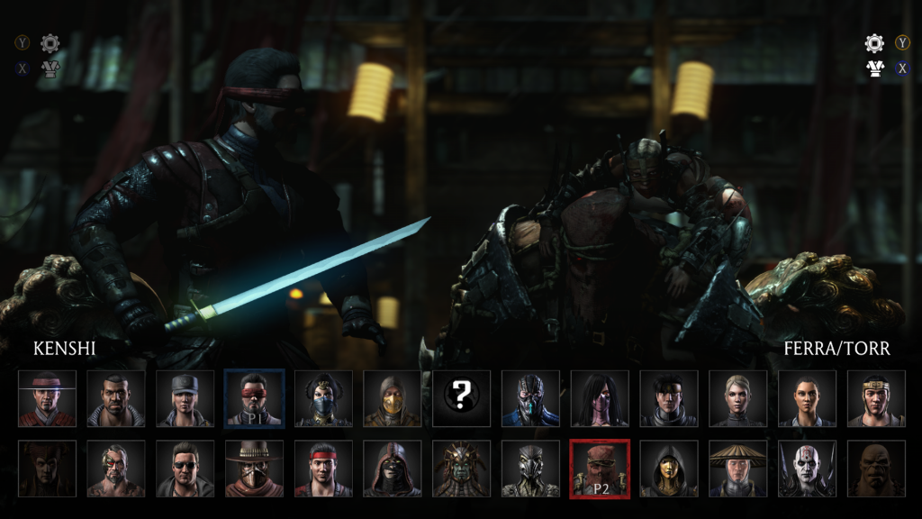MKX_Characters
