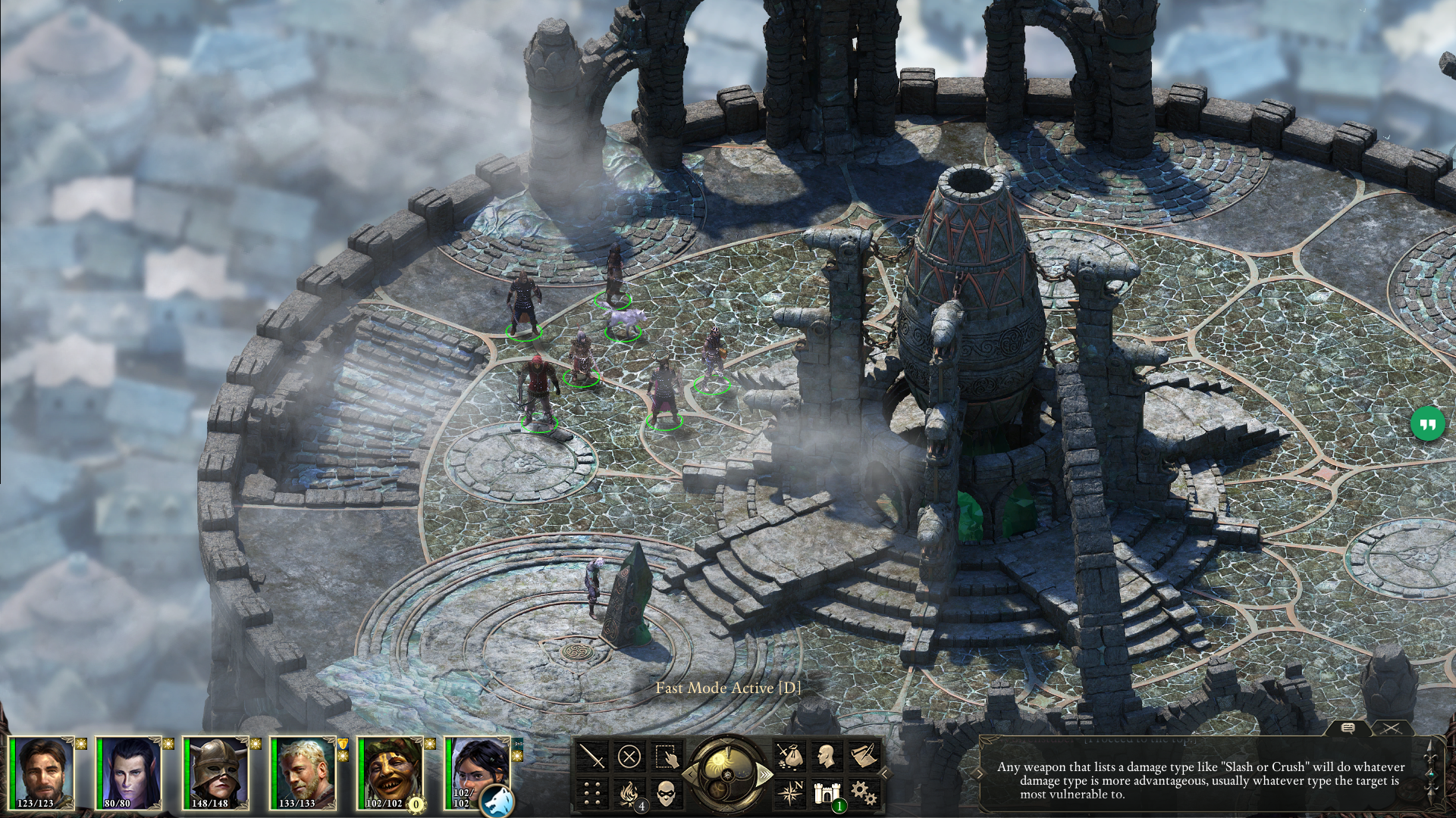 Pillars Of Eternity Best Story Class Build Site Forums Obsidian Net