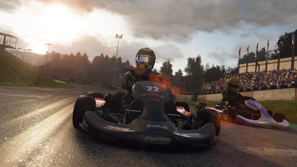 Project CARS - Karts