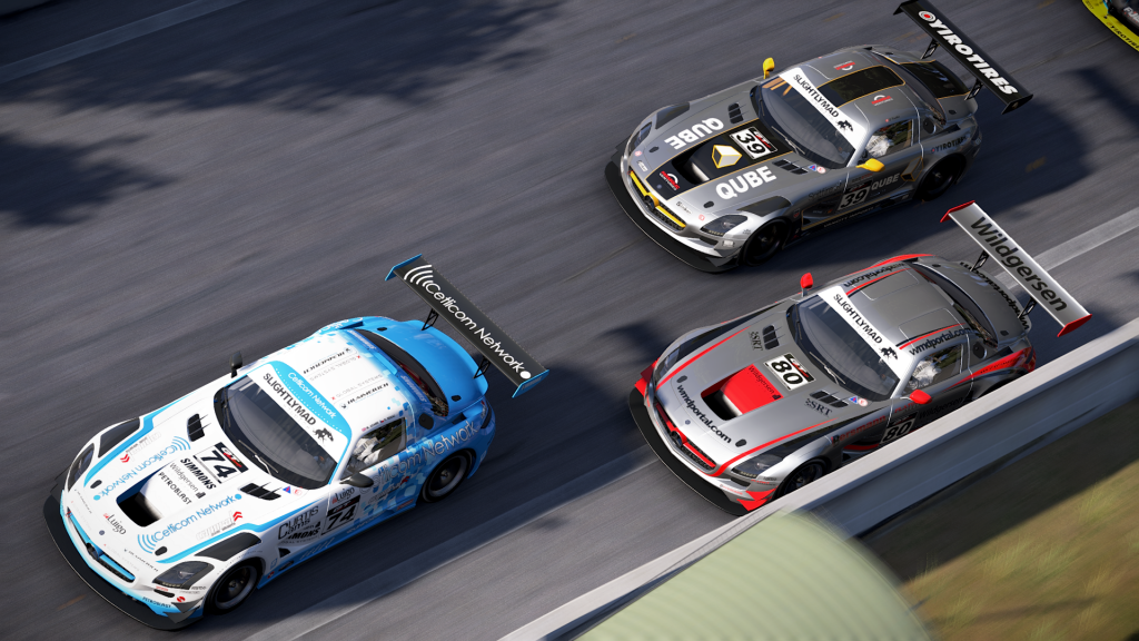 Project Cars - Race