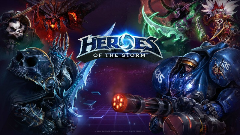 Heroes Of The Storm BlizzCon Preview