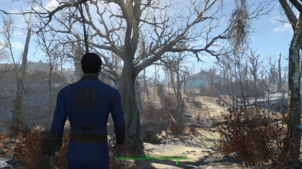 Fallout-4-Withered-Forest