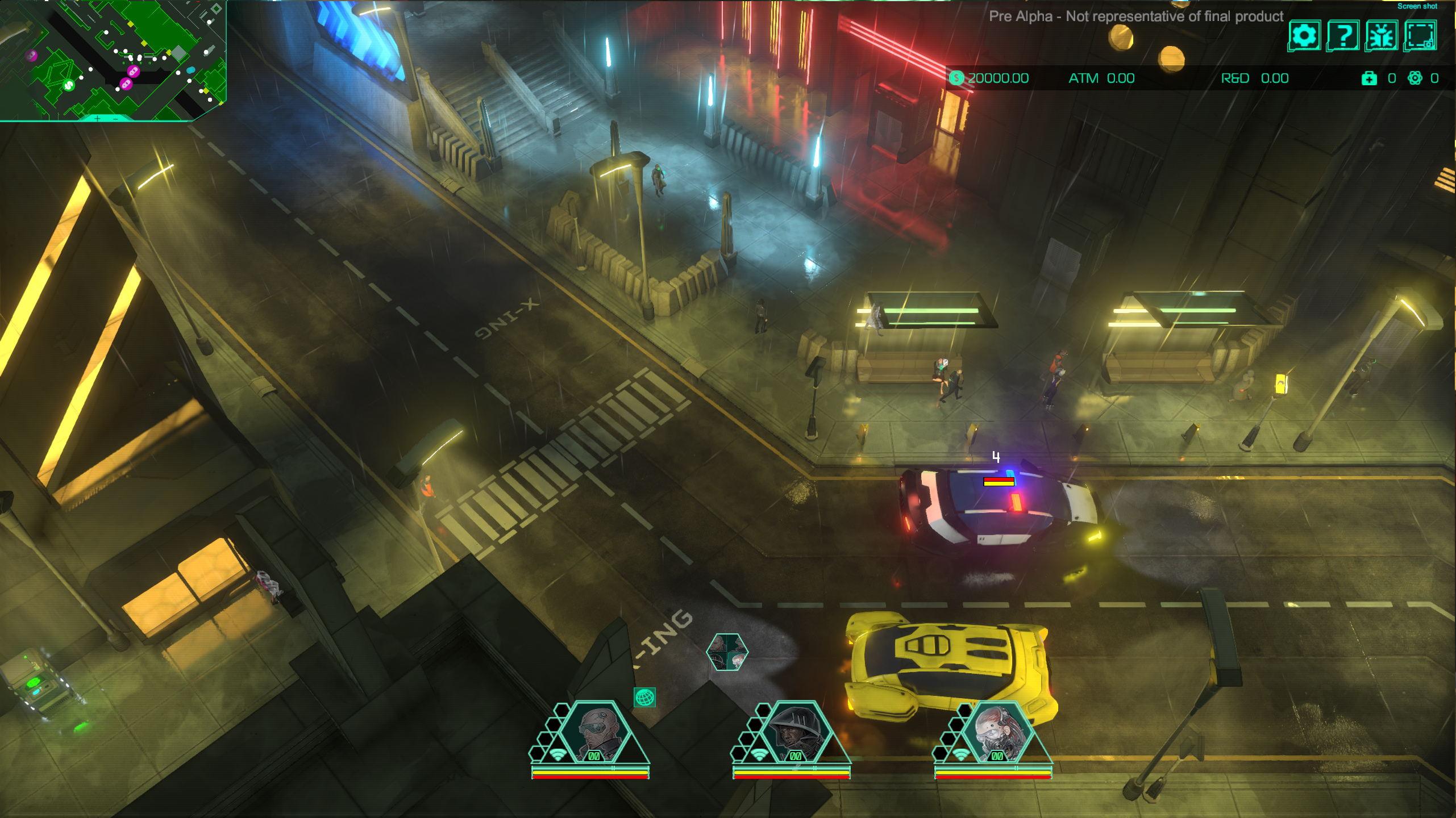 Satellite Reign Review