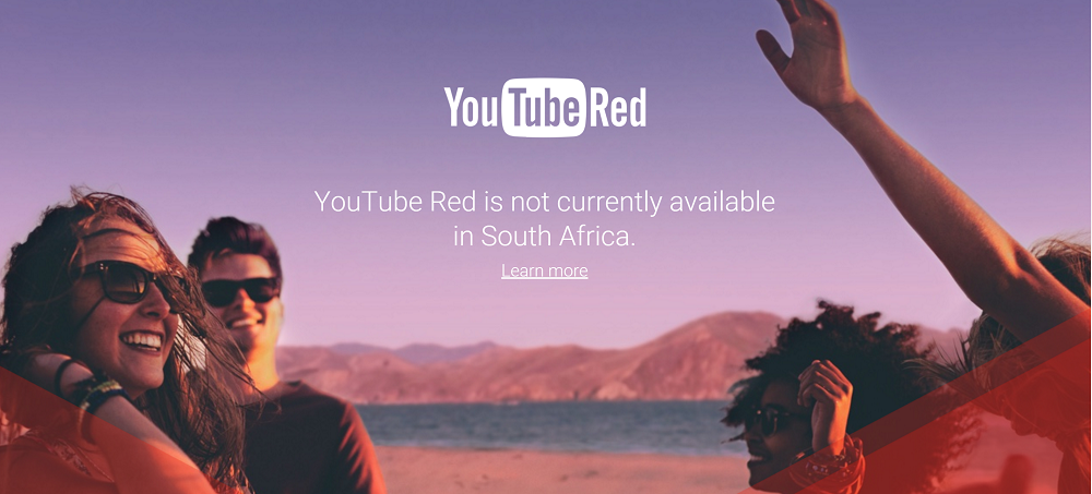 Youtube-Red-South-Africa