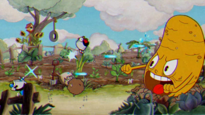 Cuphead Preview