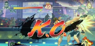 Street Fighter Mod Recreates Holm knocking out Rousey