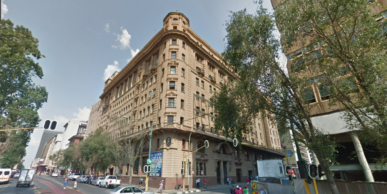 84 Albertina Sisulu Road (Google Maps)