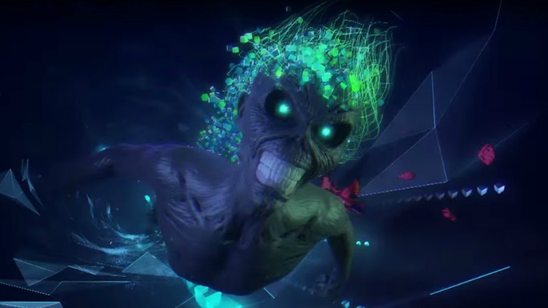 Iron Maiden to release a game