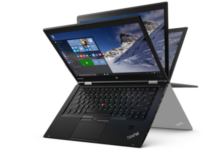 Thin, flexible and a few features that make it seem that Lenovo was thinking when they create this notebook.