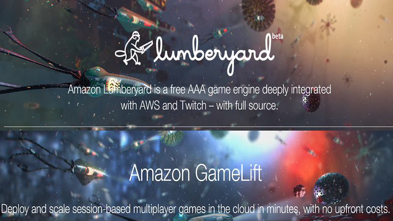 Amazon Web Services introduces free game dev tools in the