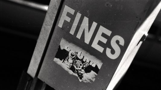 Imagine how many fines you could accrue in 80 days. Image - CC BY/2.0 Steve Snodgrass