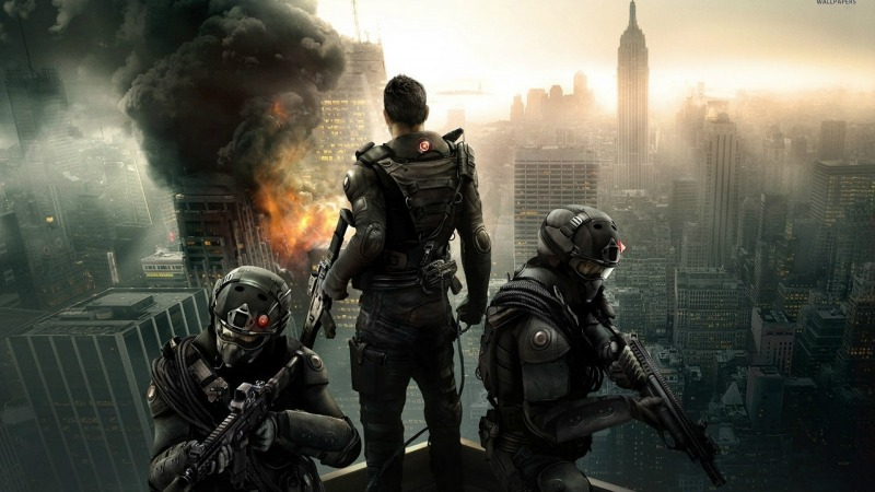 Tom clancy division release date in Brisbane