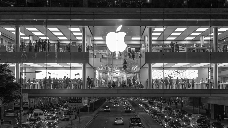 Apple may face billion in back taxes