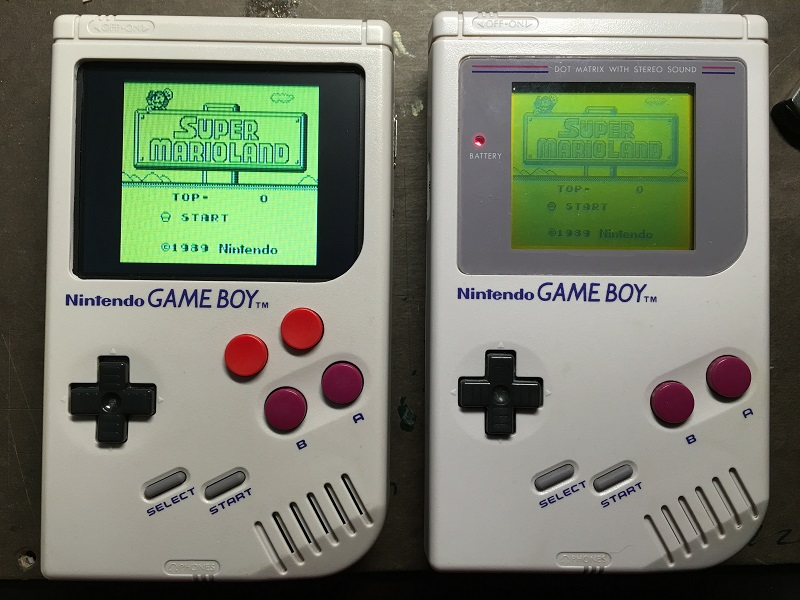Hack together a Game Boy from a Raspberry Pi Zero that's so