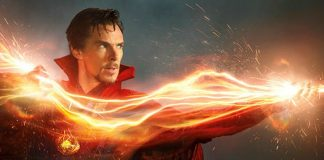 Dr Strange Trailer is released starring Benedict Cumberbatch