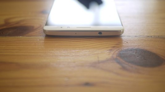 The overall design of the Mate 8 is very sleek and won't look out of place on the boardroom table.