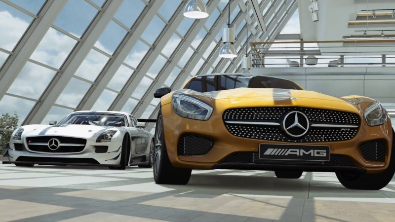 GT Sport Preview