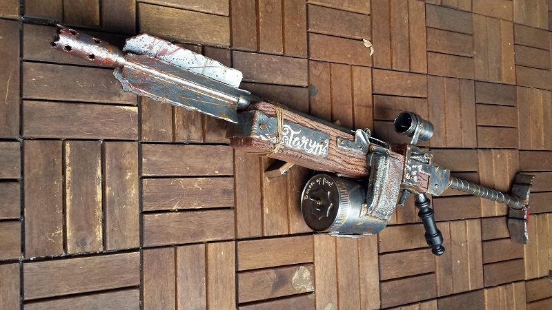Fallout 4 guns, armour and more recreated in real life