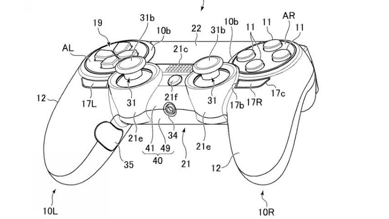 is there a new dualshock 4 ps4 controller in the pipeline