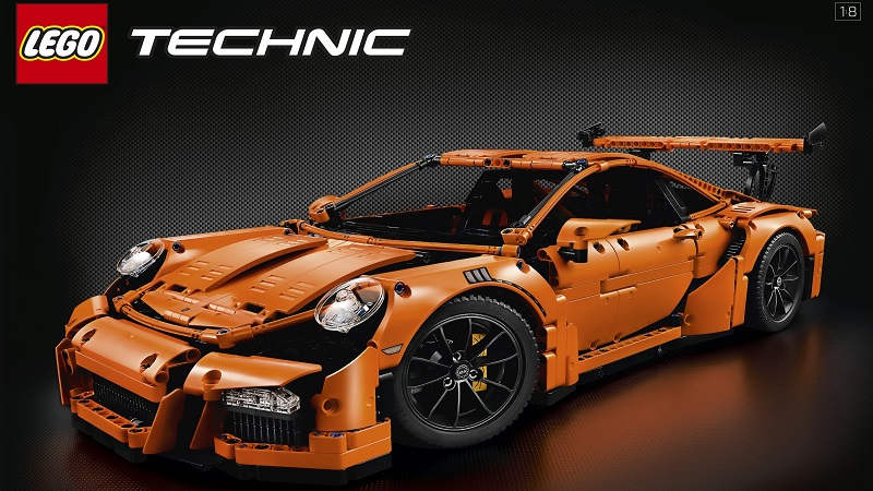 Lego S Fancy Porsche Set Costs An Astounding R4 500 Will Be Available In August Htxt Africa