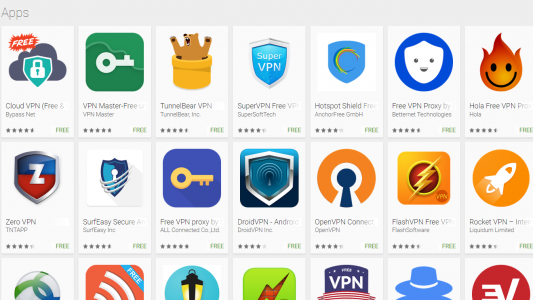 There are many VPN services available, just make sure you read how much they charge.