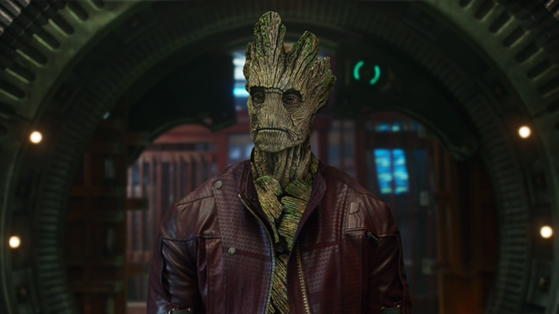Guardians of the Galaxy Vol. 2 Red Leather Jacket header image htxt.africa