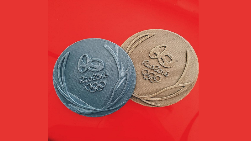 Be a champ and just 3d print yourself a 2016 olympics rio medal be a champ and just 3d print yourself a 2016 olympics rio medal solutioingenieria Images