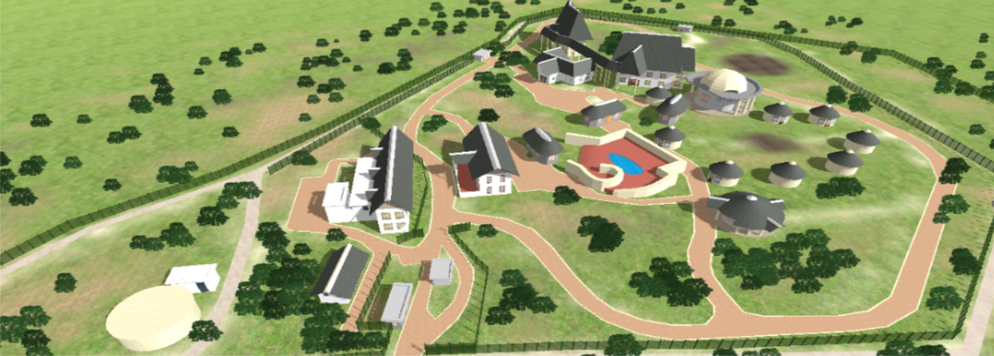 Nkandla Building Game. It's no Flappy Zuma, but they was robbed.