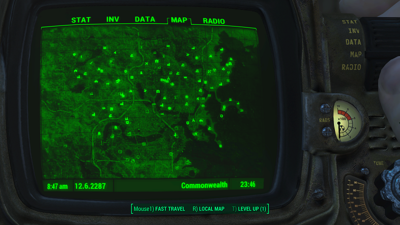 Player charts every single unmarked location in fallout 4 htxtrica gumiabroncs Images
