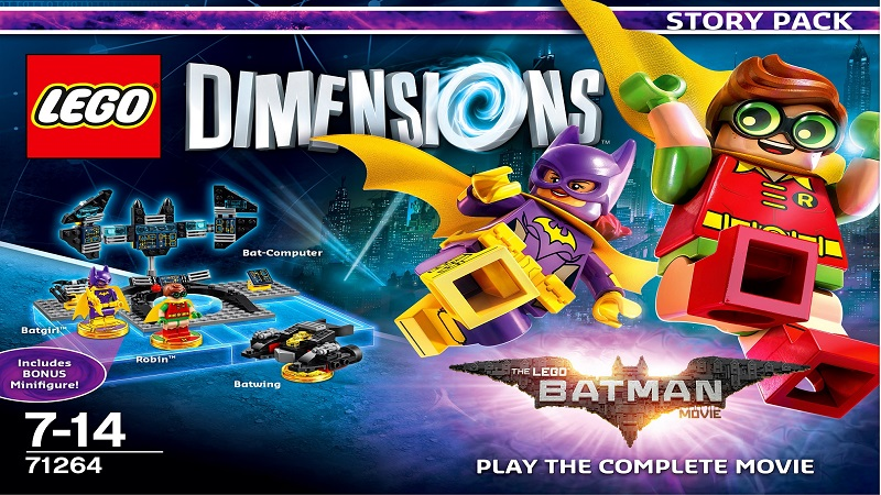 Lego Batman Movie And Knight Rider Coming To Lego Dimensions