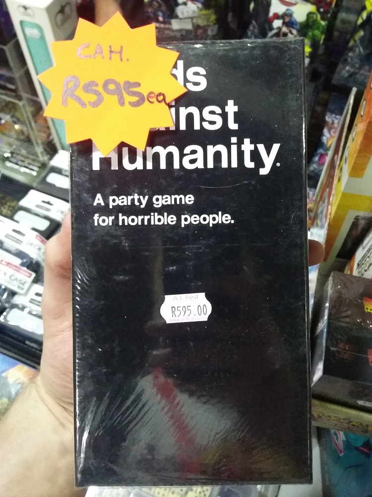 Cards Against Humanity rAge