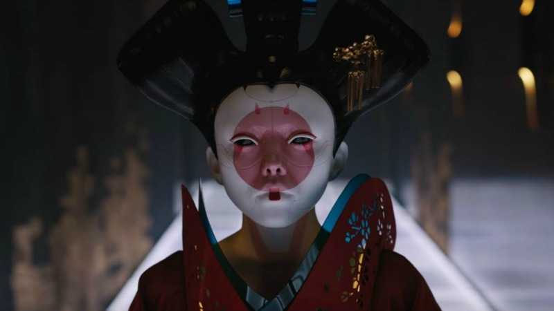 Ghost In The Shell Trailer Drops