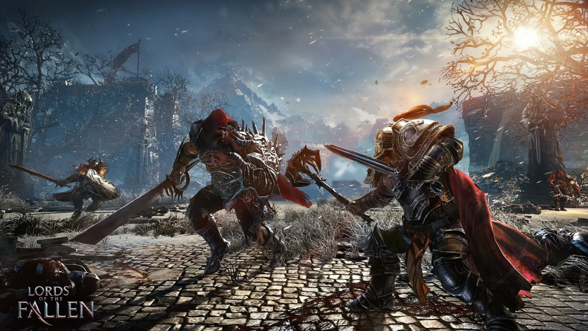 Lords of the Fallen - cheaper than cheap.
