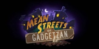 Hearthstone Mean Streets Of Gadgetzan Preview