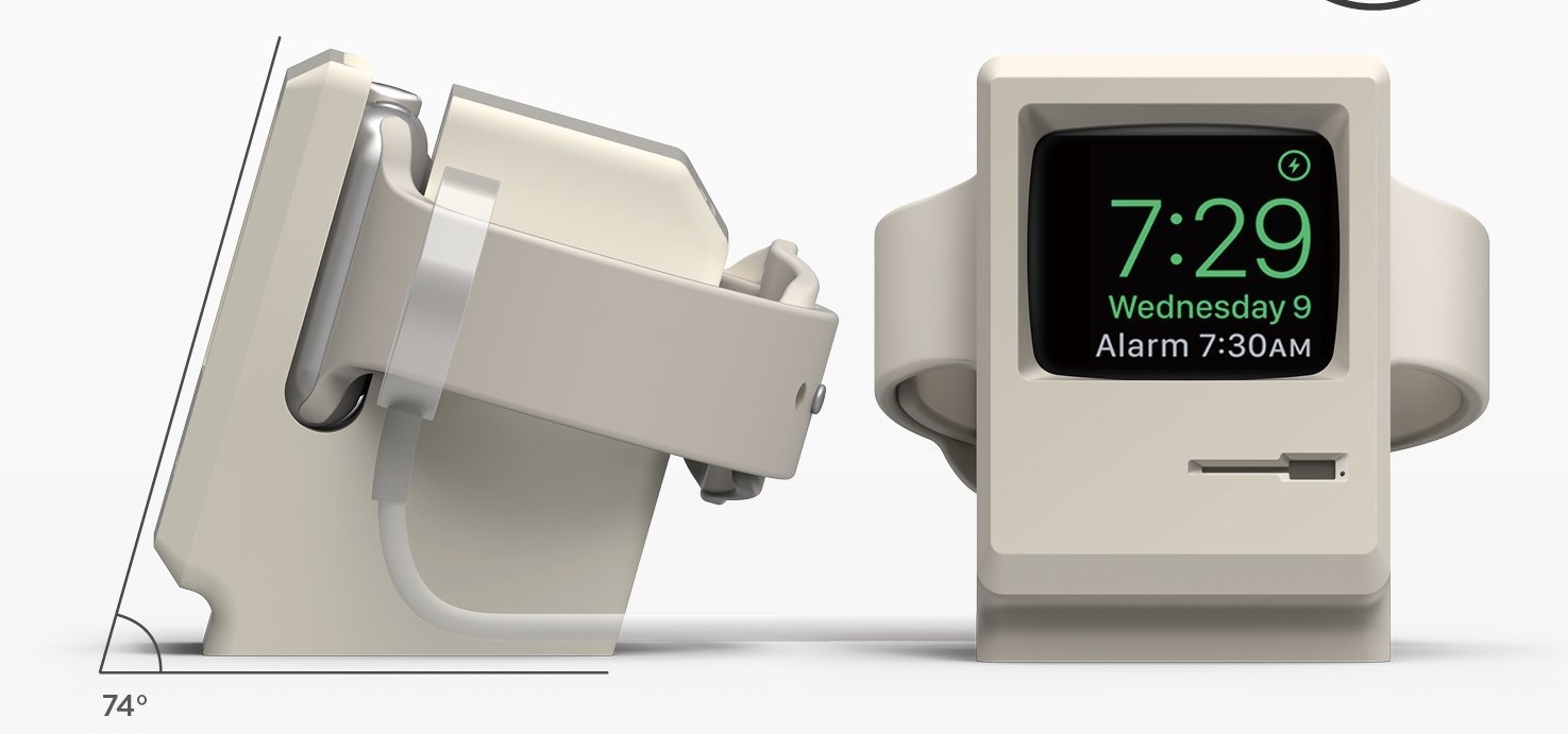 Turn your Apple Watch into a tiny classic Macintosh with