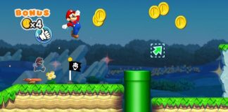 Super Mario Run lands on Android in March