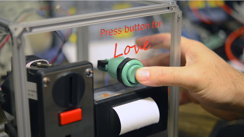 Alone this Valentine's Day? This Arduino project will pay you