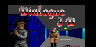 Dialogue 3D asks whether it's ever okay to hit nazis