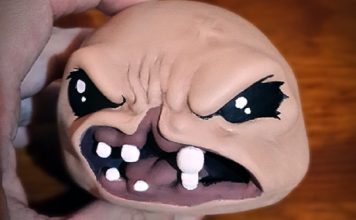 Monstro from The Binding of Isaac 3D Print Header Image htxt.africa