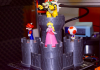 Mario amiibo base Bowser's Castle 3D Print Header Image htxt.africa