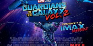 Guardians of the Galaxy Vol. 2 IMAX Contest 2