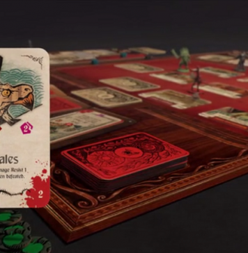 Hand of Fate Ordeals 3