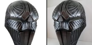 Star Wars Sith Acolyte Mask Header Image