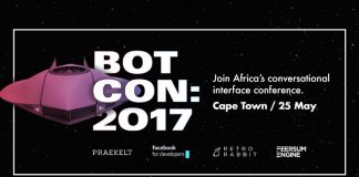 Botcon Africa 2017 speaker list is out