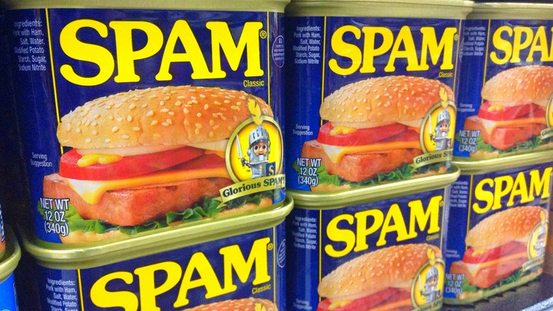 how to stop sending spam