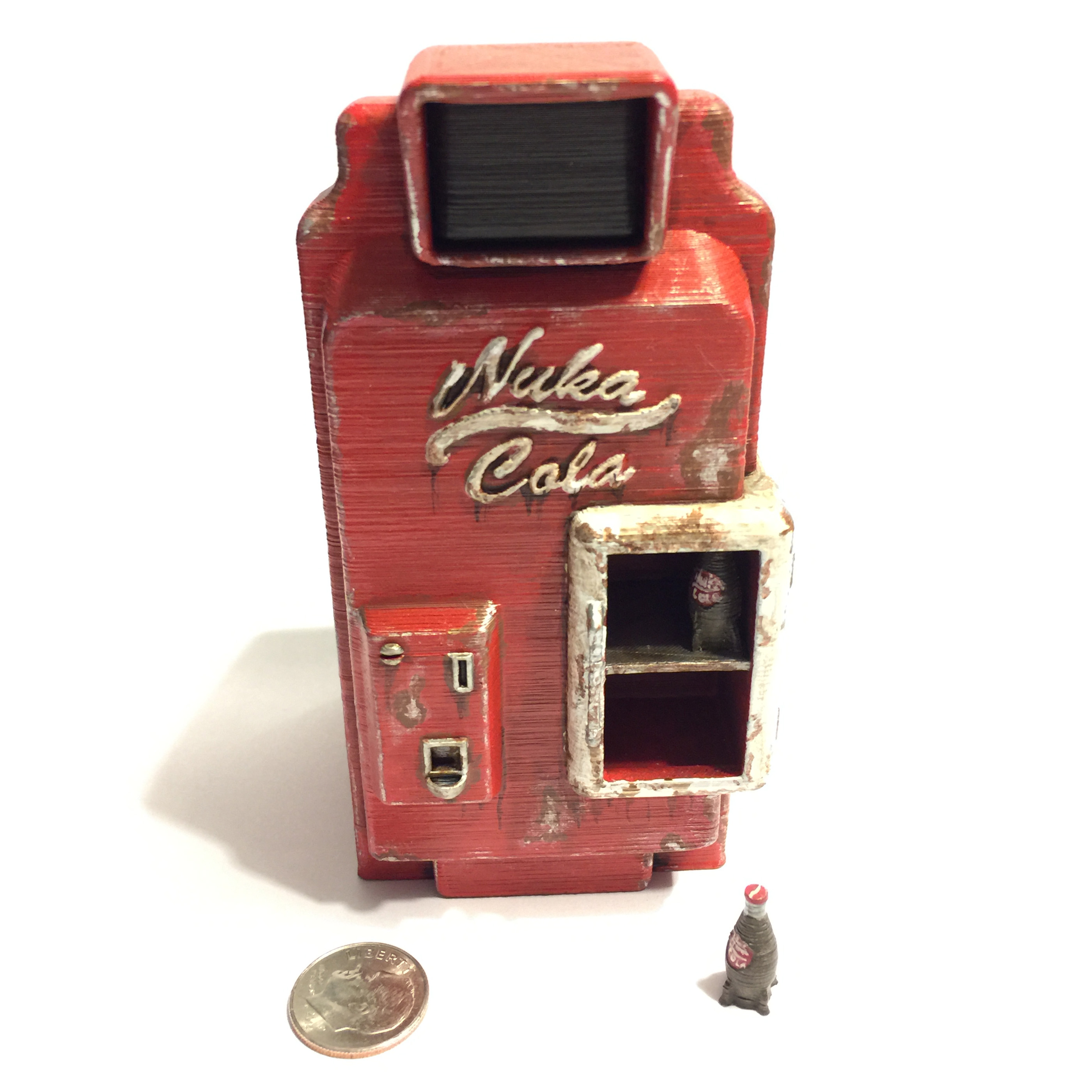 3d Printed Fallout 4 Nuka Cola Vending Machine Pic 4 Make Your Own Beautiful  HD Wallpapers, Images Over 1000+ [ralydesign.ml]