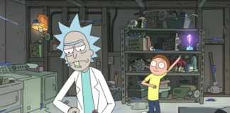 Rick and Morty are back!
