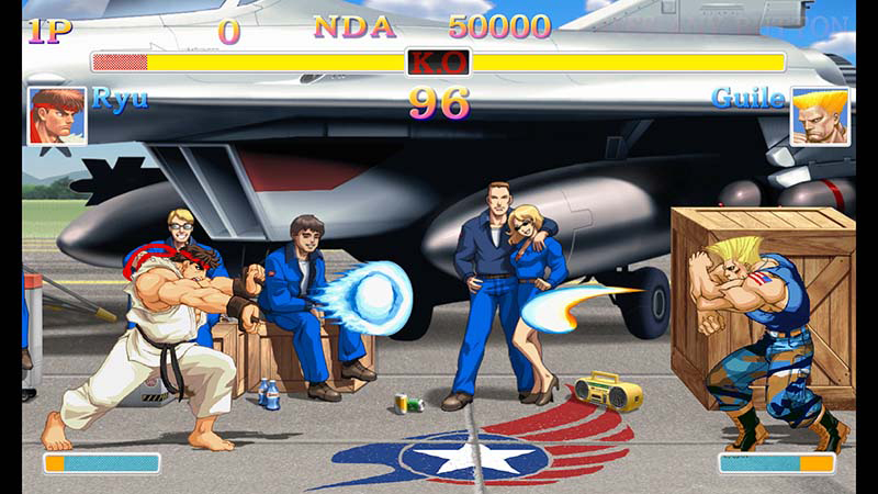 Ultra Street Fighter II Review