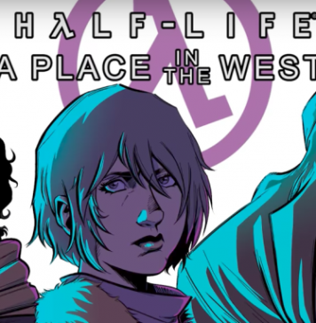 Half-Life A Place In The West Chapter 3 is coming